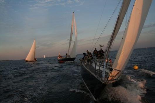 usna sailing team