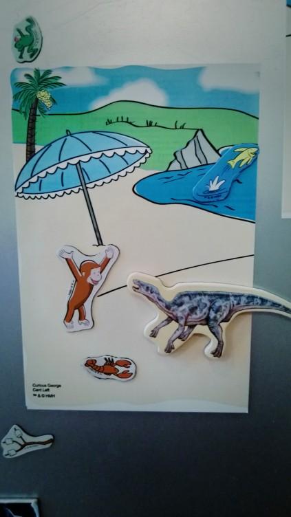 George-Dinosaur Train - sparrow soirees