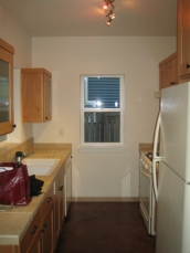 The original kitchen on move In day, '06 - sparrowsoirees