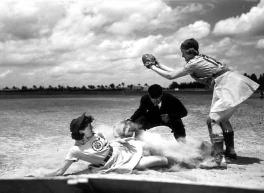 all american girls professional baseball