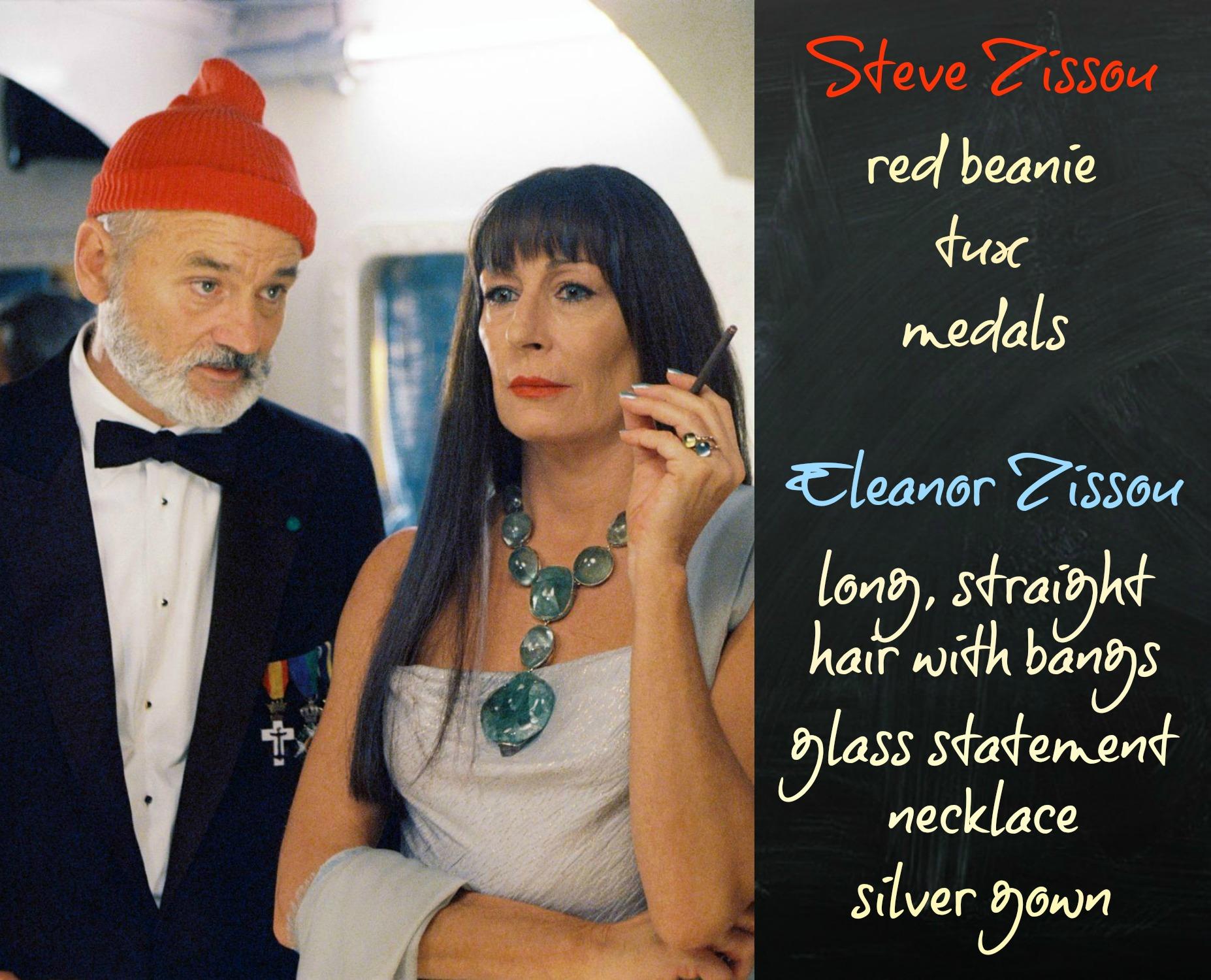 ... Aquatic with Steve Zissou · BMurray-LifeAquatic1-halloweencostume-sparrowsoirees  sc 1 st  The Sparrowu0027s Nest & Iu0027m Bill Murray halloween costume ideas | The Sparrowu0027s Nest