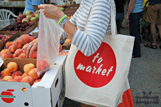market-tote-peachstand-cricut-designspacestar-sparrowsoirees