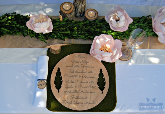 2Floral-Woodland-menu-cricutdesignspacestar-sparrowsoirees
