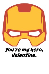 IronMan-hero-valentine