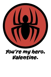 Spiderman-hero-valentine