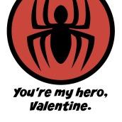 Spiderman-hero-valentine